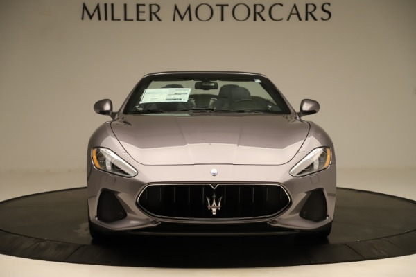 New 2018 Maserati GranTurismo Sport Convertible for sale Sold at Rolls-Royce Motor Cars Greenwich in Greenwich CT 06830 23