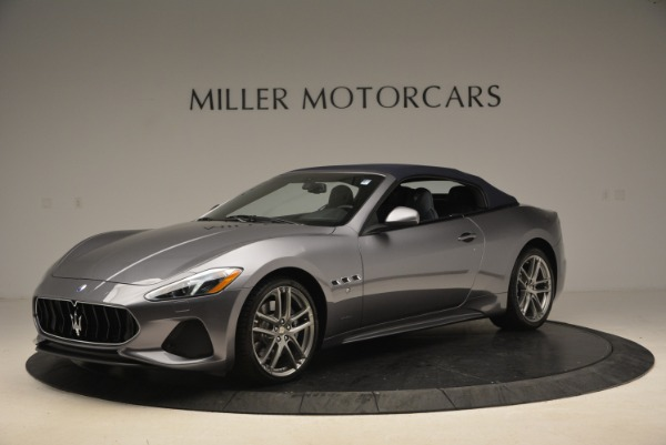 New 2018 Maserati GranTurismo Sport Convertible for sale Sold at Rolls-Royce Motor Cars Greenwich in Greenwich CT 06830 4