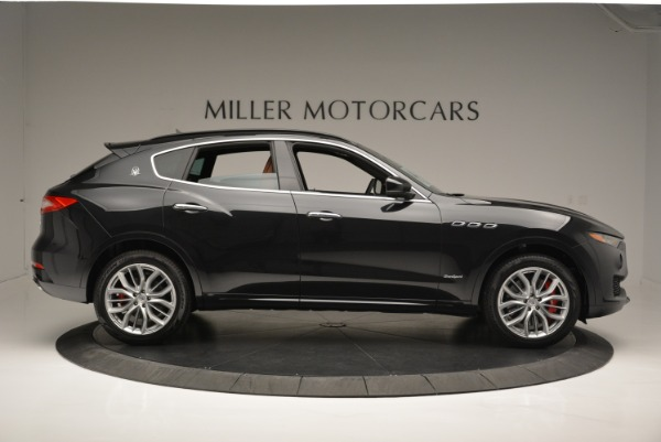 New 2018 Maserati Levante S Q4 GranSport for sale Sold at Rolls-Royce Motor Cars Greenwich in Greenwich CT 06830 10