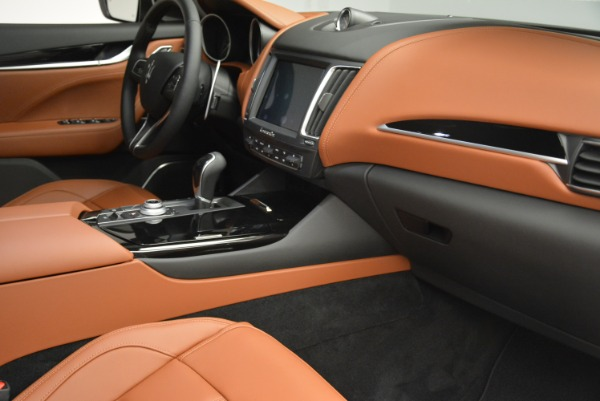 New 2018 Maserati Levante S Q4 GranSport for sale Sold at Rolls-Royce Motor Cars Greenwich in Greenwich CT 06830 23