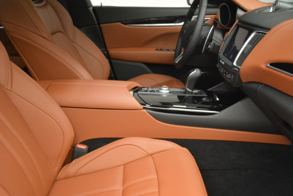 New 2018 Maserati Levante S Q4 GranSport for sale Sold at Rolls-Royce Motor Cars Greenwich in Greenwich CT 06830 24