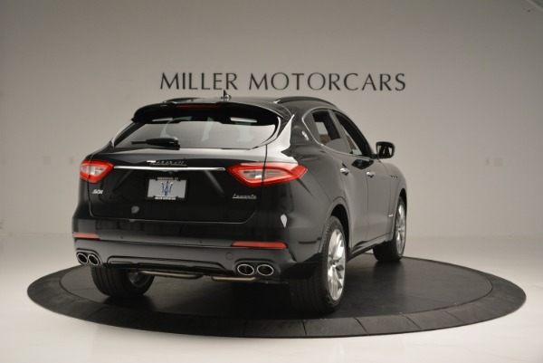 New 2018 Maserati Levante S Q4 GranSport for sale Sold at Rolls-Royce Motor Cars Greenwich in Greenwich CT 06830 7