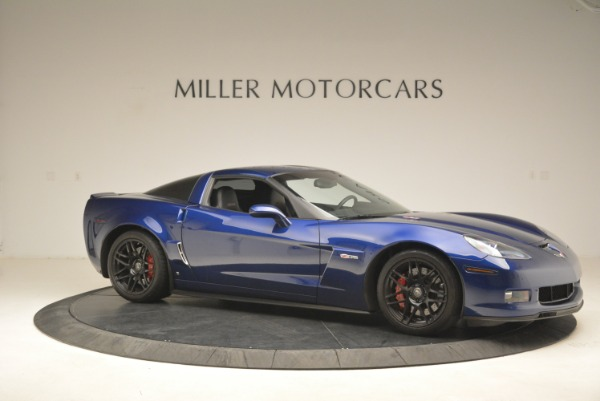 Used 2006 Chevrolet Corvette Z06 for sale Sold at Rolls-Royce Motor Cars Greenwich in Greenwich CT 06830 10