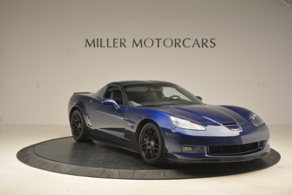 Used 2006 Chevrolet Corvette Z06 for sale Sold at Rolls-Royce Motor Cars Greenwich in Greenwich CT 06830 11