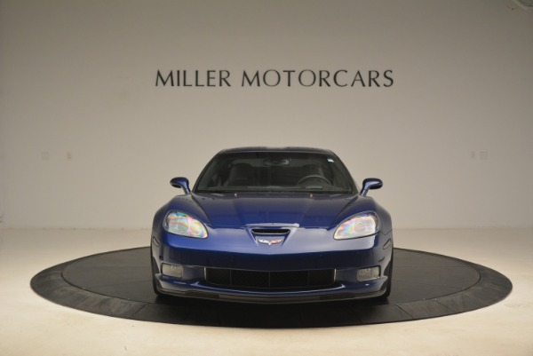 Used 2006 Chevrolet Corvette Z06 for sale Sold at Rolls-Royce Motor Cars Greenwich in Greenwich CT 06830 12