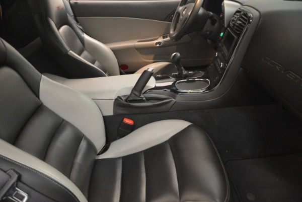 Used 2006 Chevrolet Corvette Z06 for sale Sold at Rolls-Royce Motor Cars Greenwich in Greenwich CT 06830 18
