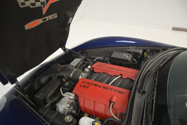 Used 2006 Chevrolet Corvette Z06 for sale Sold at Rolls-Royce Motor Cars Greenwich in Greenwich CT 06830 22
