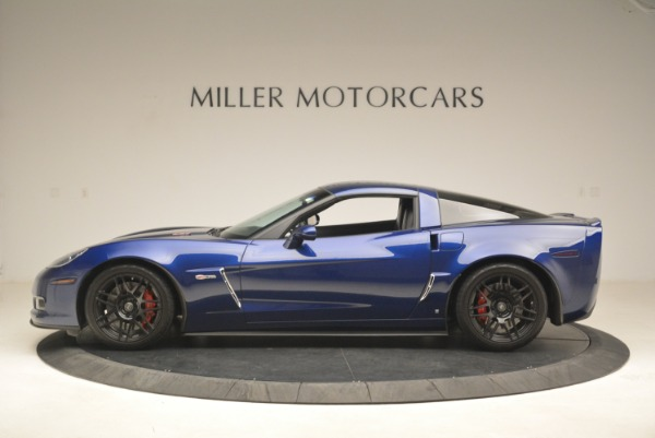 Used 2006 Chevrolet Corvette Z06 for sale Sold at Rolls-Royce Motor Cars Greenwich in Greenwich CT 06830 3