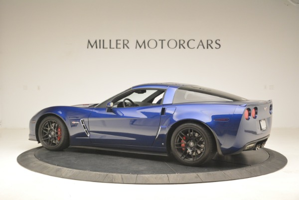 Used 2006 Chevrolet Corvette Z06 for sale Sold at Rolls-Royce Motor Cars Greenwich in Greenwich CT 06830 4