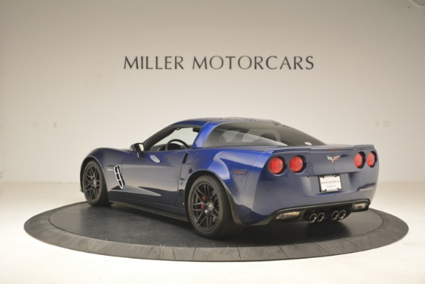 Used 2006 Chevrolet Corvette Z06 for sale Sold at Rolls-Royce Motor Cars Greenwich in Greenwich CT 06830 5