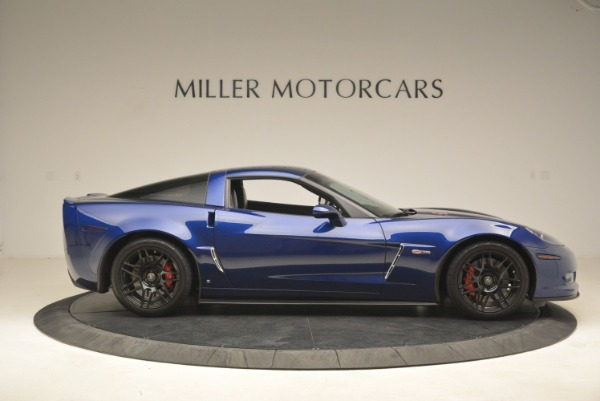 Used 2006 Chevrolet Corvette Z06 for sale Sold at Rolls-Royce Motor Cars Greenwich in Greenwich CT 06830 9