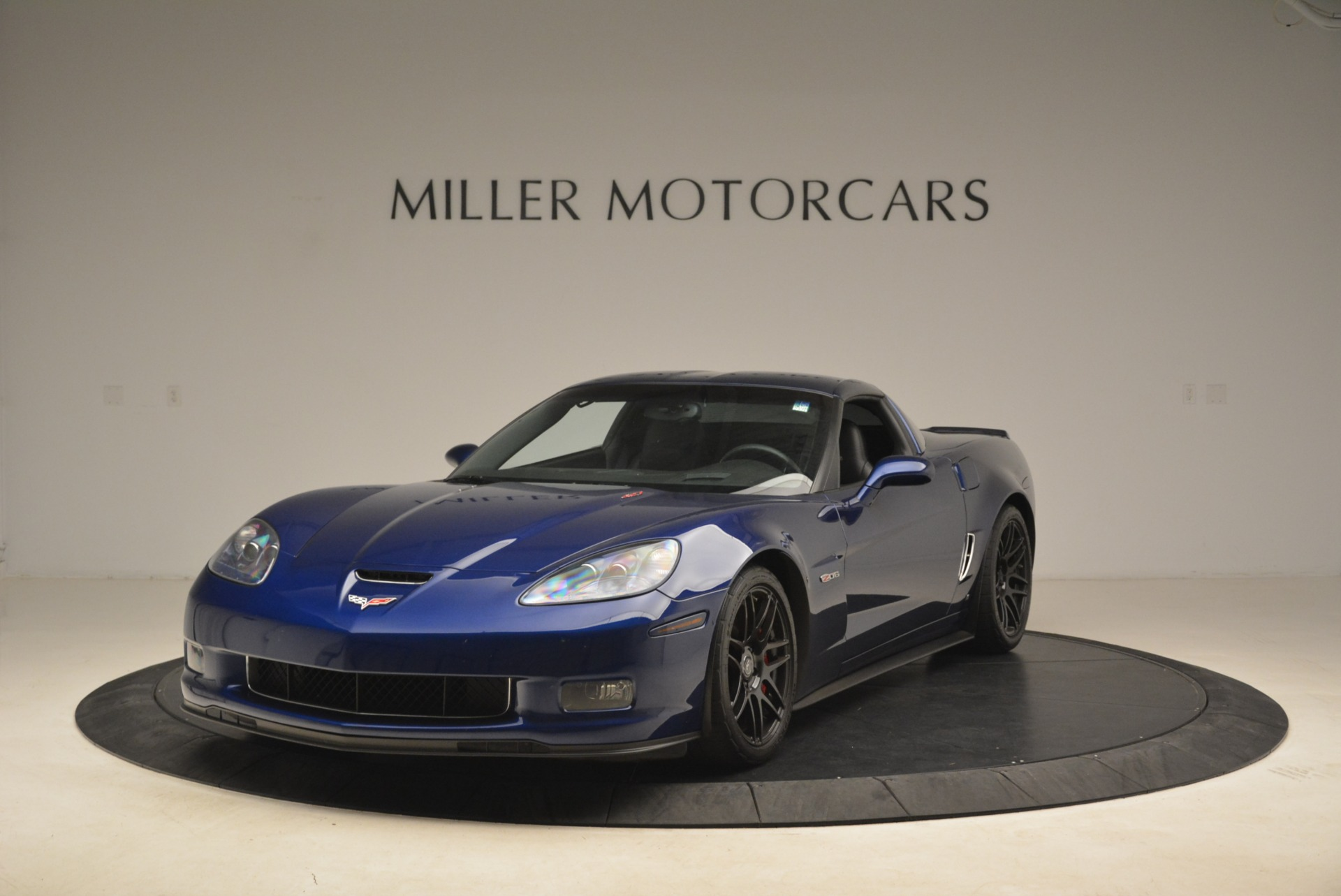 Used 2006 Chevrolet Corvette Z06 for sale Sold at Rolls-Royce Motor Cars Greenwich in Greenwich CT 06830 1