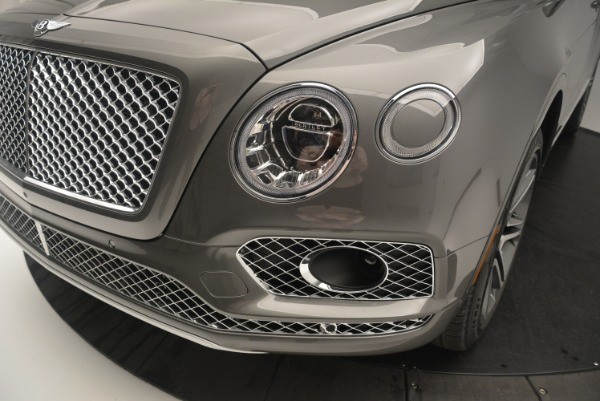 New 2018 Bentley Bentayga W12 Activity for sale Sold at Rolls-Royce Motor Cars Greenwich in Greenwich CT 06830 14