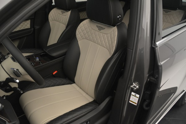 Used 2018 Bentley Bentayga W12 Activity for sale $154,900 at Rolls-Royce Motor Cars Greenwich in Greenwich CT 06830 18