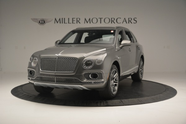 New 2018 Bentley Bentayga W12 Activity for sale Sold at Rolls-Royce Motor Cars Greenwich in Greenwich CT 06830 2