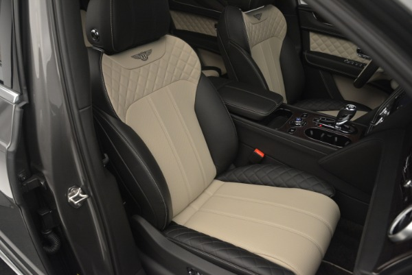 Used 2018 Bentley Bentayga W12 Activity for sale $154,900 at Rolls-Royce Motor Cars Greenwich in Greenwich CT 06830 24