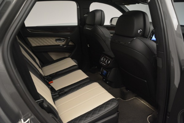 Used 2018 Bentley Bentayga Activity Edition for sale $154,900 at Rolls-Royce Motor Cars Greenwich in Greenwich CT 06830 27