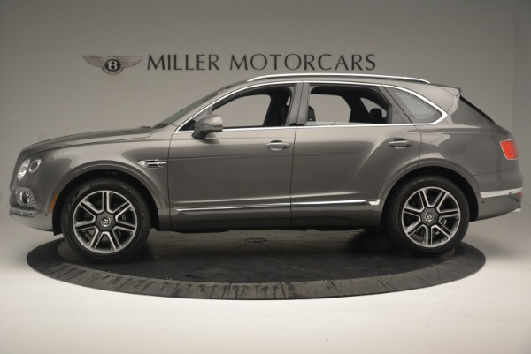 New 2018 Bentley Bentayga W12 Activity for sale Sold at Rolls-Royce Motor Cars Greenwich in Greenwich CT 06830 3