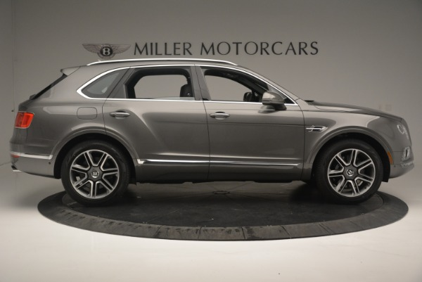 Used 2018 Bentley Bentayga Activity Edition for sale $154,900 at Rolls-Royce Motor Cars Greenwich in Greenwich CT 06830 9