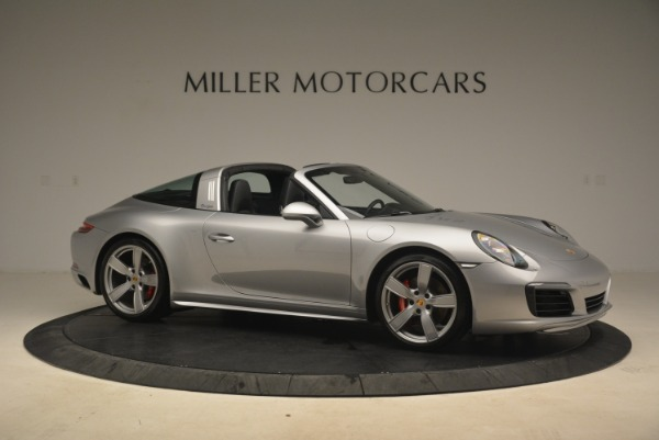 Used 2017 Porsche 911 Targa 4S for sale Sold at Rolls-Royce Motor Cars Greenwich in Greenwich CT 06830 10