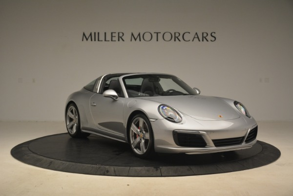 Used 2017 Porsche 911 Targa 4S for sale Sold at Rolls-Royce Motor Cars Greenwich in Greenwich CT 06830 11