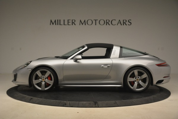 Used 2017 Porsche 911 Targa 4S for sale Sold at Rolls-Royce Motor Cars Greenwich in Greenwich CT 06830 15