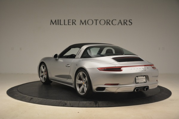 Used 2017 Porsche 911 Targa 4S for sale Sold at Rolls-Royce Motor Cars Greenwich in Greenwich CT 06830 17