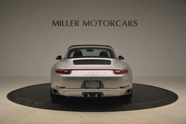 Used 2017 Porsche 911 Targa 4S for sale Sold at Rolls-Royce Motor Cars Greenwich in Greenwich CT 06830 18