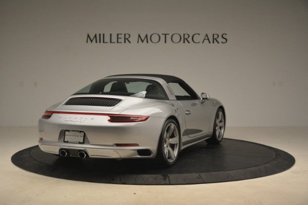 Used 2017 Porsche 911 Targa 4S for sale Sold at Rolls-Royce Motor Cars Greenwich in Greenwich CT 06830 19