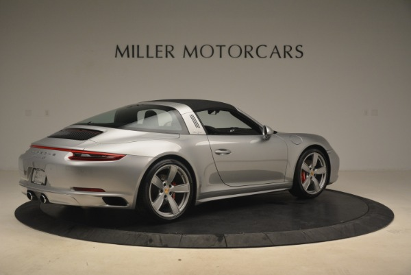 Used 2017 Porsche 911 Targa 4S for sale Sold at Rolls-Royce Motor Cars Greenwich in Greenwich CT 06830 20