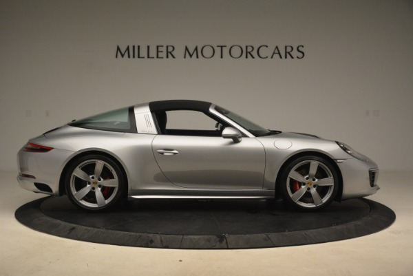 Used 2017 Porsche 911 Targa 4S for sale Sold at Rolls-Royce Motor Cars Greenwich in Greenwich CT 06830 21
