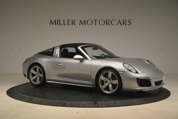 Used 2017 Porsche 911 Targa 4S for sale Sold at Rolls-Royce Motor Cars Greenwich in Greenwich CT 06830 22