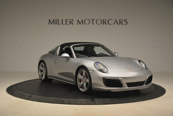 Used 2017 Porsche 911 Targa 4S for sale Sold at Rolls-Royce Motor Cars Greenwich in Greenwich CT 06830 23