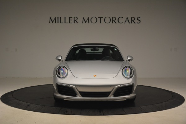 Used 2017 Porsche 911 Targa 4S for sale Sold at Rolls-Royce Motor Cars Greenwich in Greenwich CT 06830 24