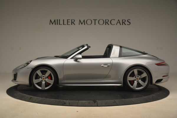 Used 2017 Porsche 911 Targa 4S for sale Sold at Rolls-Royce Motor Cars Greenwich in Greenwich CT 06830 3