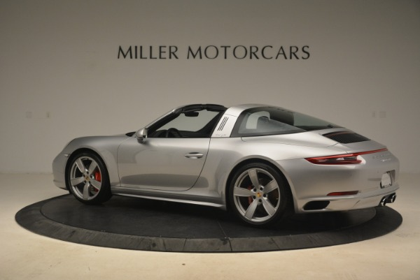 Used 2017 Porsche 911 Targa 4S for sale Sold at Rolls-Royce Motor Cars Greenwich in Greenwich CT 06830 4