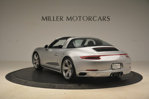 Used 2017 Porsche 911 Targa 4S for sale Sold at Rolls-Royce Motor Cars Greenwich in Greenwich CT 06830 5