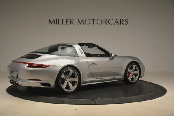 Used 2017 Porsche 911 Targa 4S for sale Sold at Rolls-Royce Motor Cars Greenwich in Greenwich CT 06830 8