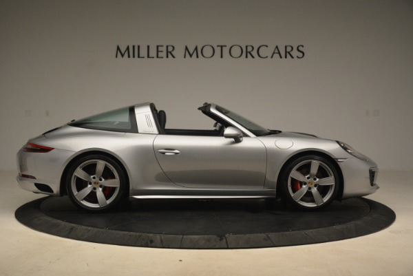 Used 2017 Porsche 911 Targa 4S for sale Sold at Rolls-Royce Motor Cars Greenwich in Greenwich CT 06830 9