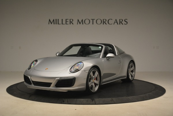 Used 2017 Porsche 911 Targa 4S for sale Sold at Rolls-Royce Motor Cars Greenwich in Greenwich CT 06830 1
