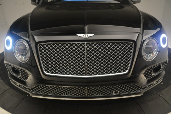 Used 2017 Bentley Bentayga W12 for sale Sold at Rolls-Royce Motor Cars Greenwich in Greenwich CT 06830 25