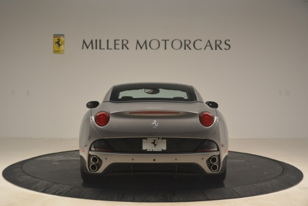 Used 2012 Ferrari California for sale Sold at Rolls-Royce Motor Cars Greenwich in Greenwich CT 06830 18