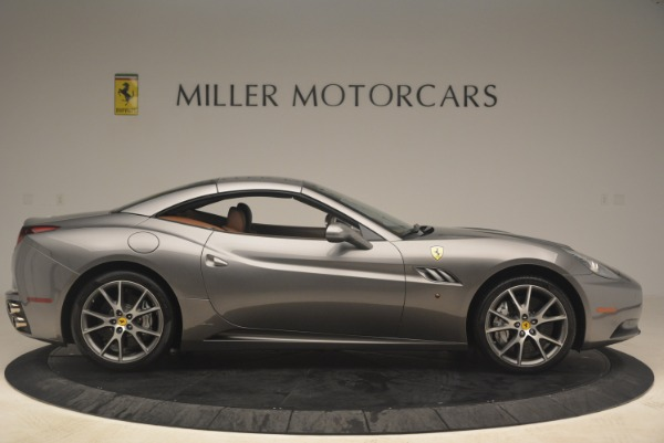 Used 2012 Ferrari California for sale Sold at Rolls-Royce Motor Cars Greenwich in Greenwich CT 06830 21
