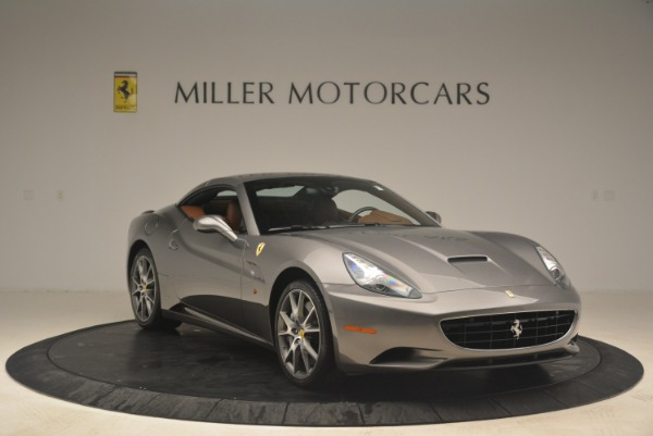 Used 2012 Ferrari California for sale Sold at Rolls-Royce Motor Cars Greenwich in Greenwich CT 06830 23