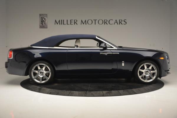 New 2018 Rolls-Royce Dawn for sale Sold at Rolls-Royce Motor Cars Greenwich in Greenwich CT 06830 14