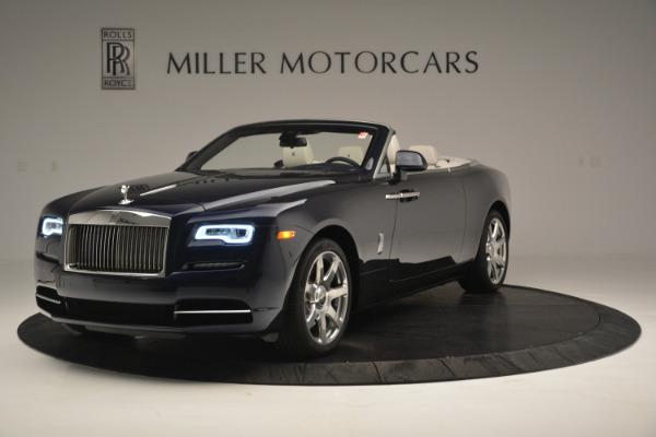 New 2018 Rolls-Royce Dawn for sale Sold at Rolls-Royce Motor Cars Greenwich in Greenwich CT 06830 1