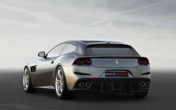 New 2020 Ferrari GTC4LUSSO for sale Sold at Rolls-Royce Motor Cars Greenwich in Greenwich CT 06830 2