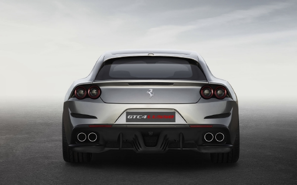 New 2020 Ferrari GTC4LUSSO for sale Call for price at Rolls-Royce Motor Cars Greenwich in Greenwich CT 06830 3