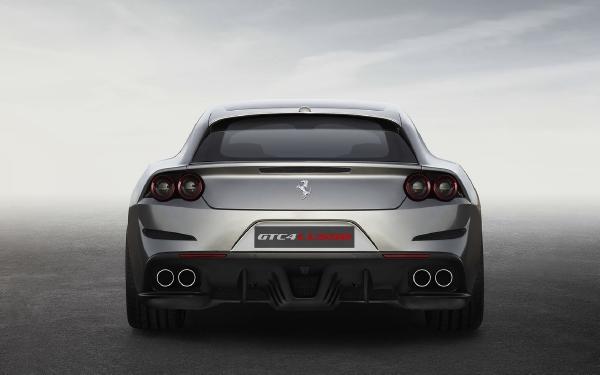New 2020 Ferrari GTC4LUSSO for sale Sold at Rolls-Royce Motor Cars Greenwich in Greenwich CT 06830 3