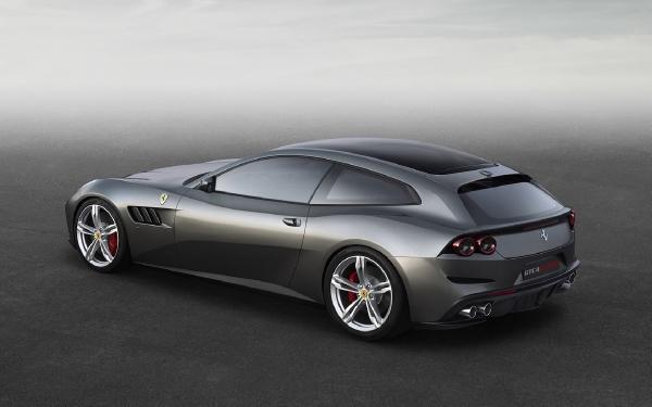 New 2020 Ferrari GTC4LUSSO for sale Sold at Rolls-Royce Motor Cars Greenwich in Greenwich CT 06830 4
